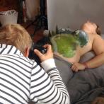 PHOTOS – La grossesse mise en image de façon très créative
