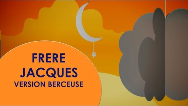 Frere Jacques - version berceuse acoustique douce