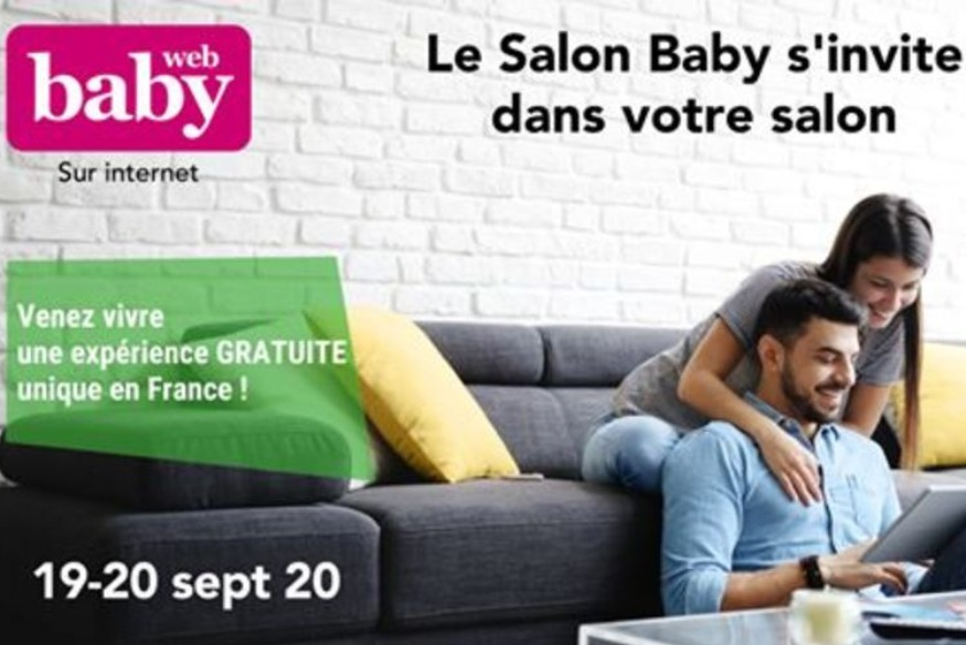 WEB Salon Baby 19-20 oct 2020
